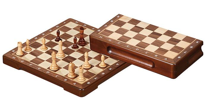 Image of   Philos Chess Cassette 25