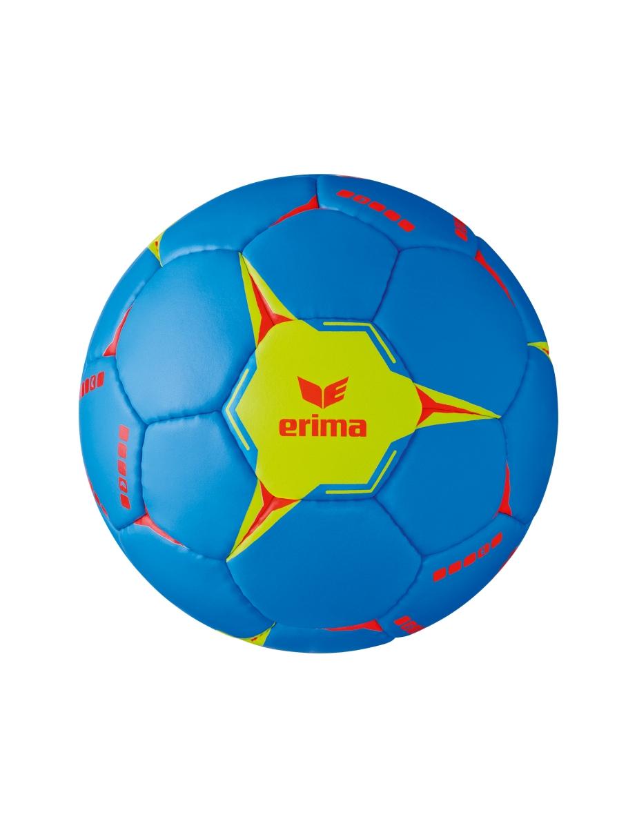 Image of   Erima G13 2.0 Handball - Blå / Lime - 3