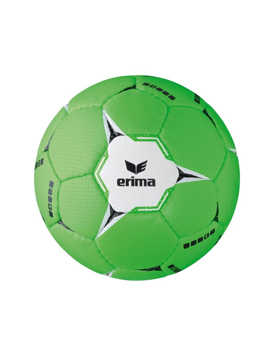 Image of   Erima G9 Heavy Training Handball - Grøn / Hvid - 3