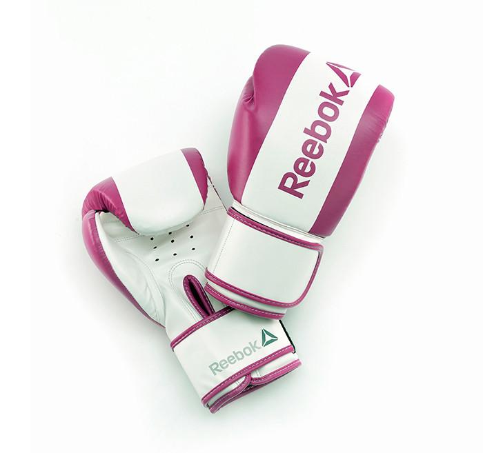Image of   Reebok Combat Boxing Handskar 10 oz - Lila