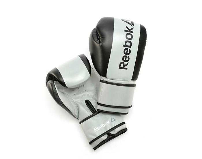 Image of   Reebok Combat Boxing Handskar 16 oz - Grå