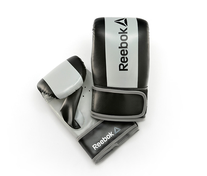 Image of   Reebok Combat Bag Boxing Gloves Gray - Extra Large