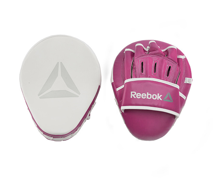 Image of   Reebok Combat Boxing Pads Hook & Jab - Lila