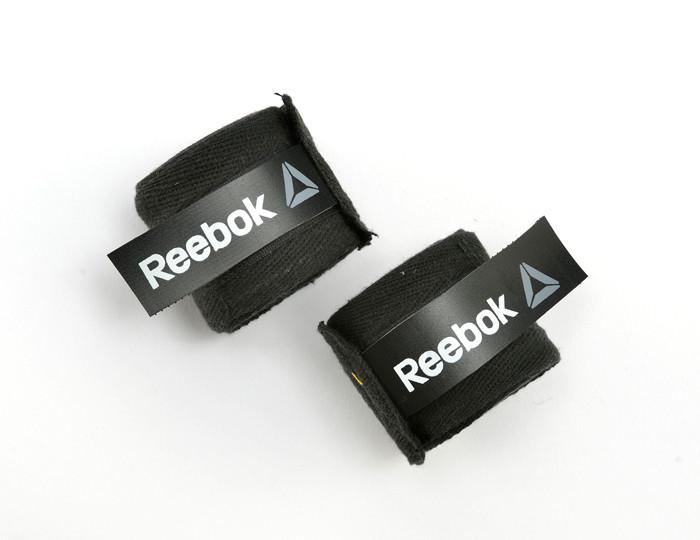 Image of   Reebok Combat Hand Wraps 3 m - Svart