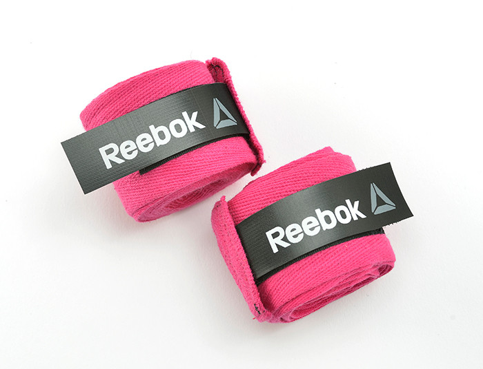 Image of   Reebok Combat Hand Wraps 3 m - Lila