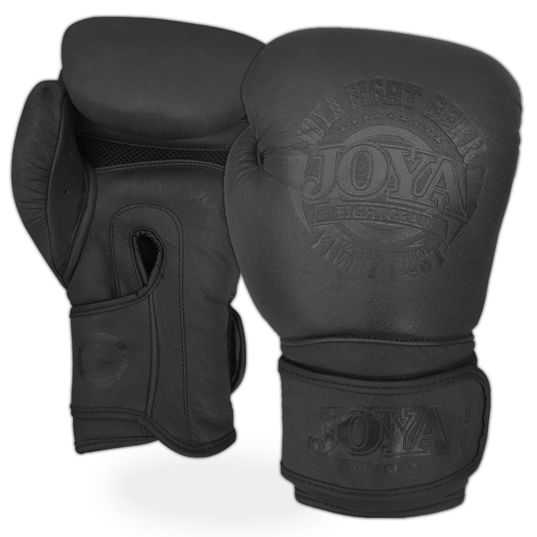 Joya Fight Fast Bokshandschoenen - Zwart - 16 oz