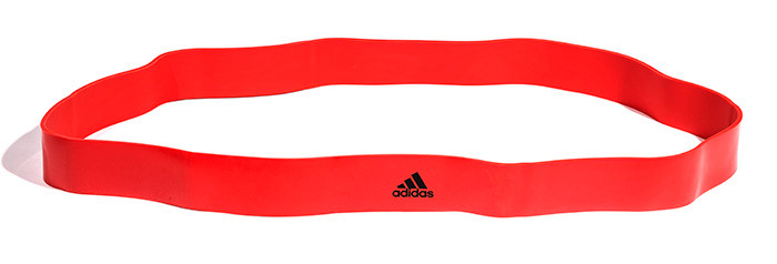 Image of   Adidas Stor Power Bands - Rød