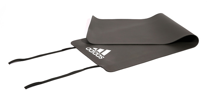 Adidas Fitness Mat Solid Grey