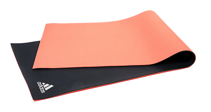 Adidas Yogamat 6 mm dubbelzijdig