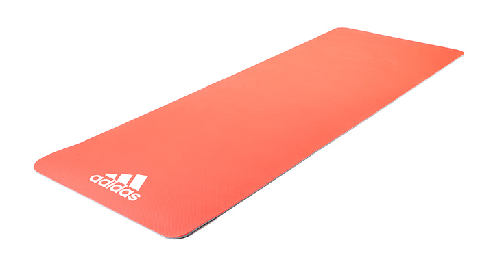 Image of   Adidas Yoga Mat 173 x 61 x 0,6 cm - Flash Rød