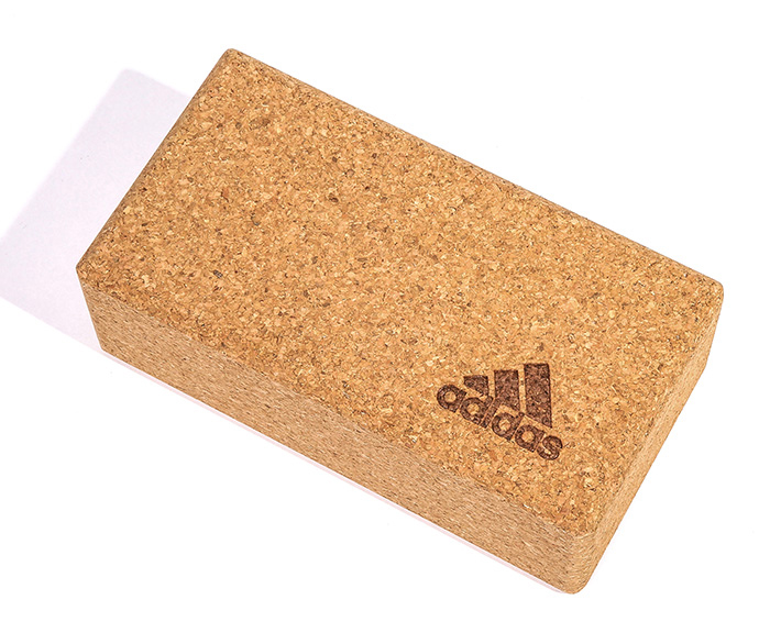 Image of   Adidas Cork Yoga Block