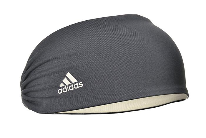 Adidas Med. Hairband - Chalk White & Minuit