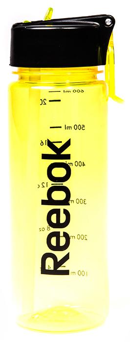 Reebok kvinnors Training Vattenflaska 65cl - Gul
