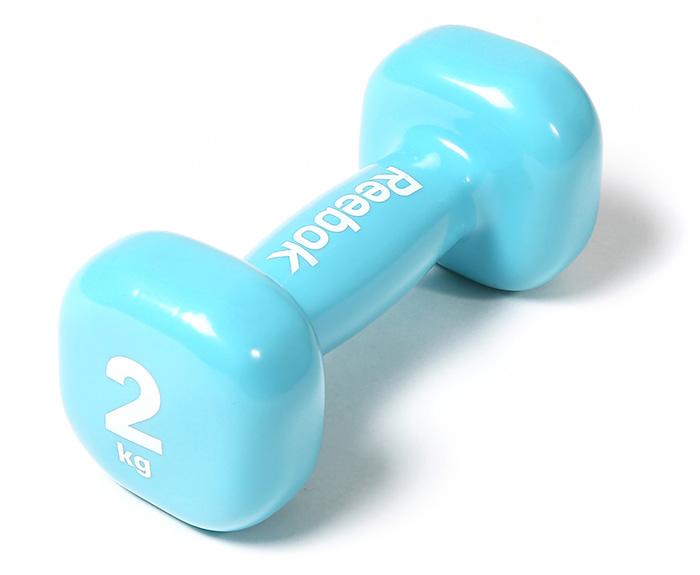 Reebok kvinnors Training hantel 1 x 2 kg