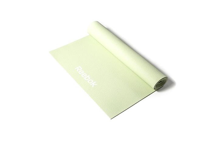 Reebok Yogamatte 173 x 61 x 0,4 cm - Grün