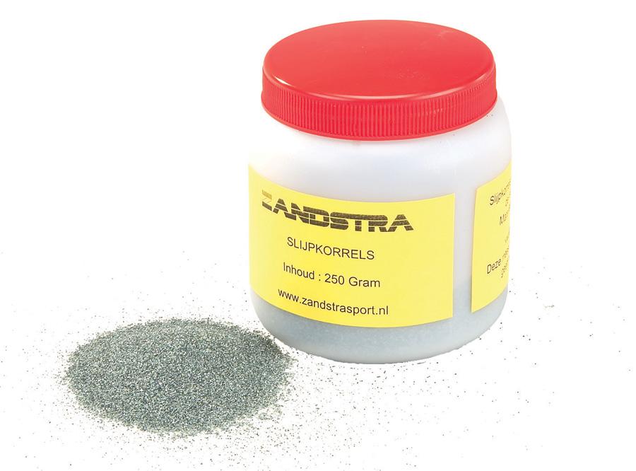 Image of   Zandstra Abrasive Grains 250 g