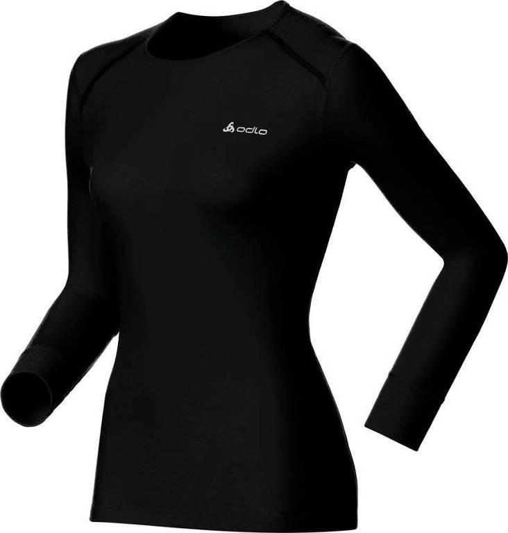 ODLO Hemd Zwart