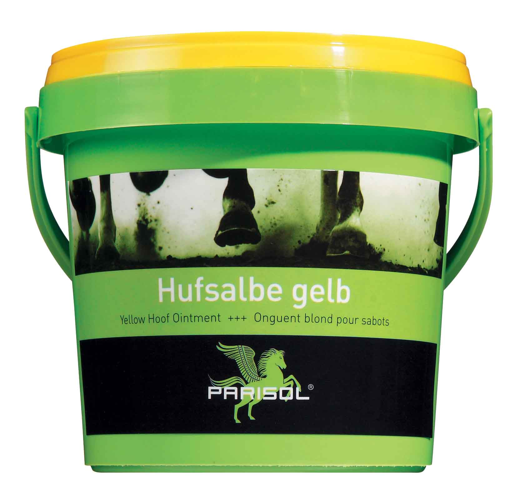 Image of   Bense & Eicke Hoof Salve Parisol 1000 ml - Gul