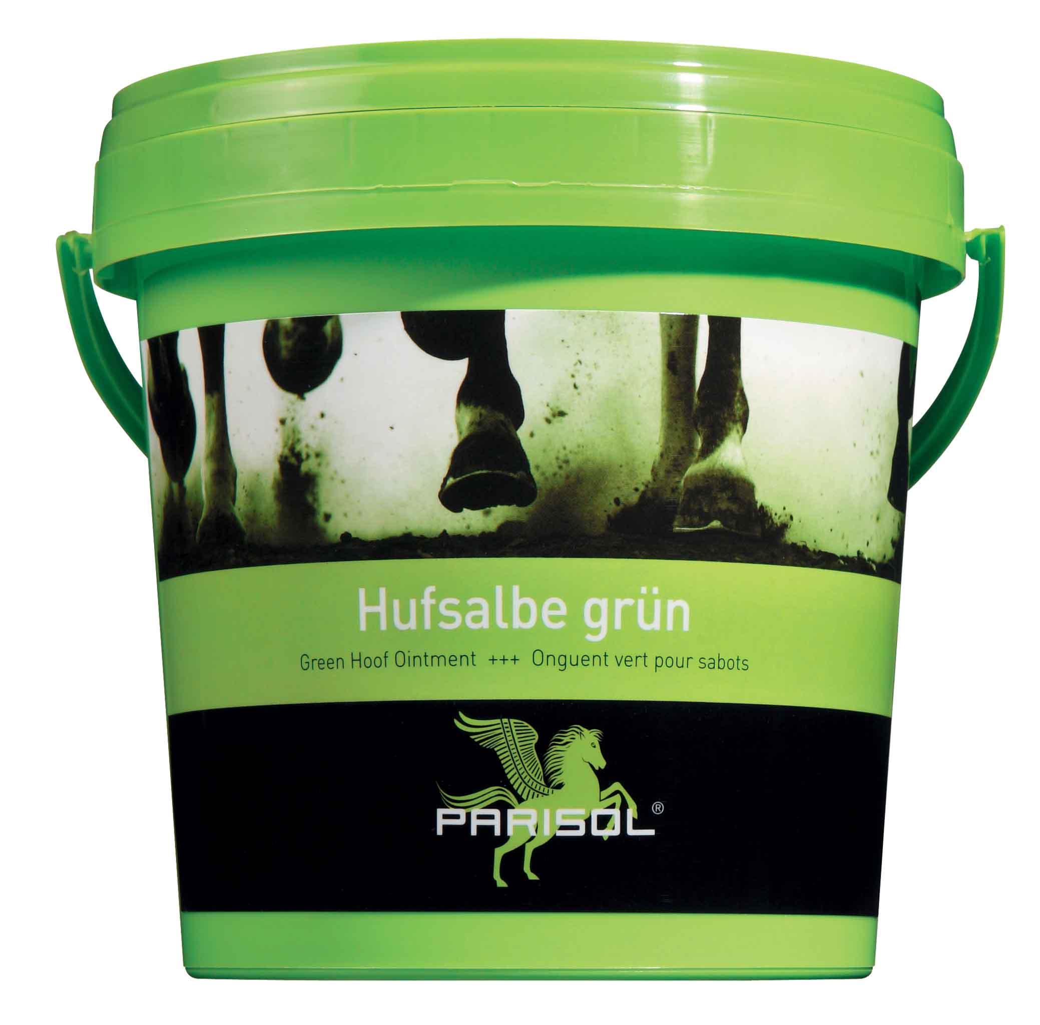 Image of   Bense & Eicke Hoof Salve Parisol 1000 ml - Green