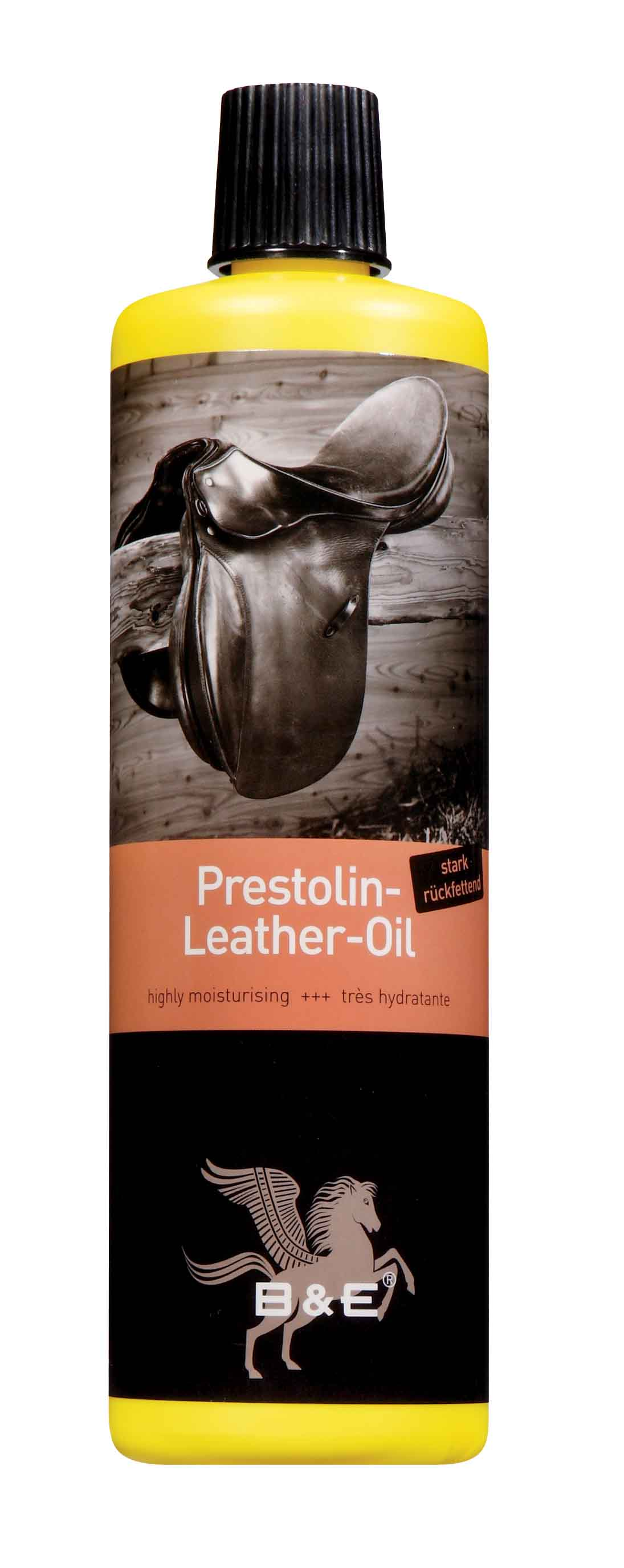 Image of   Bense & Eicke Leather Oil Prestolin - Neutral