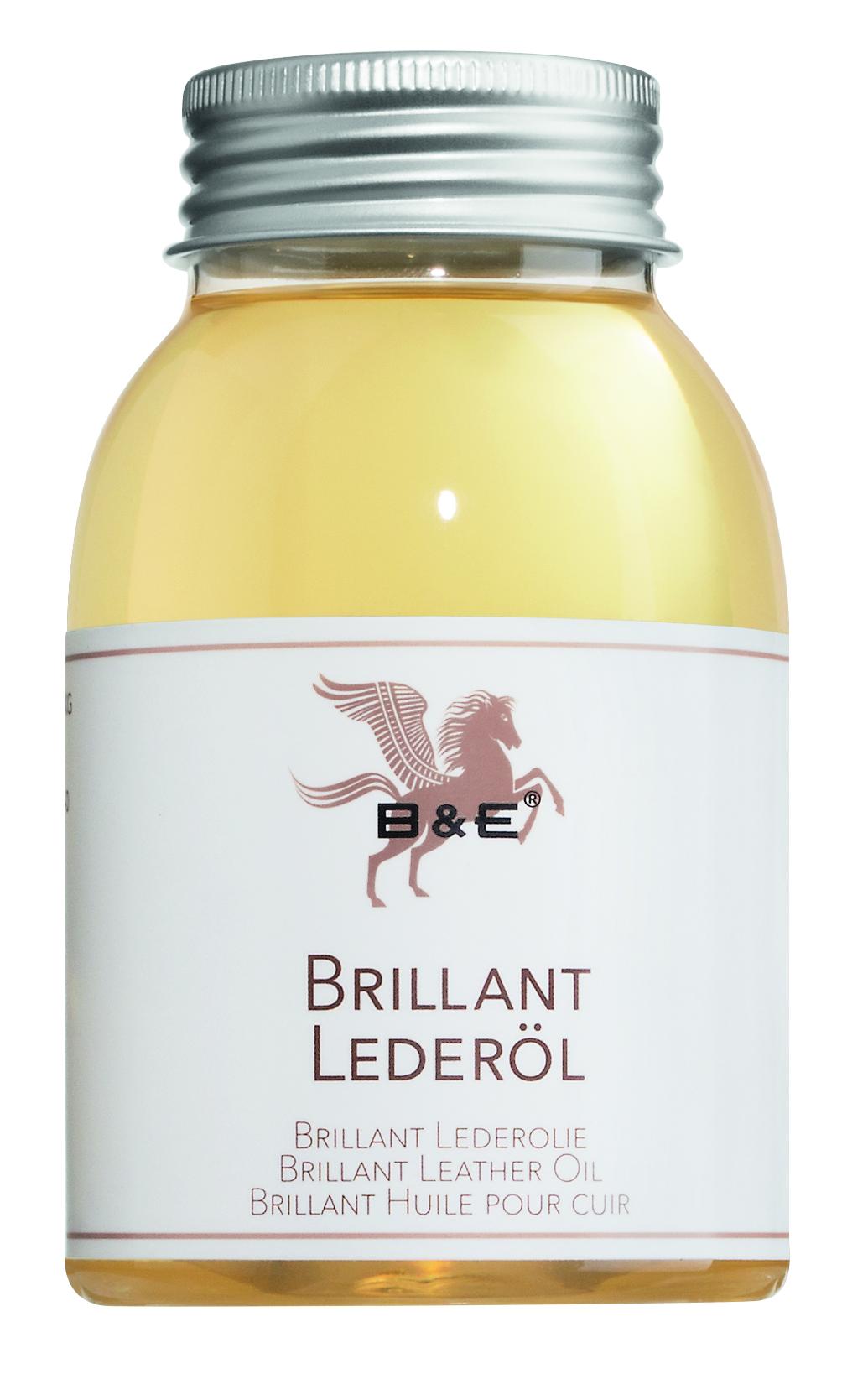 Image of   Bense & Eicke Brillant Læder Olie - 250 ml