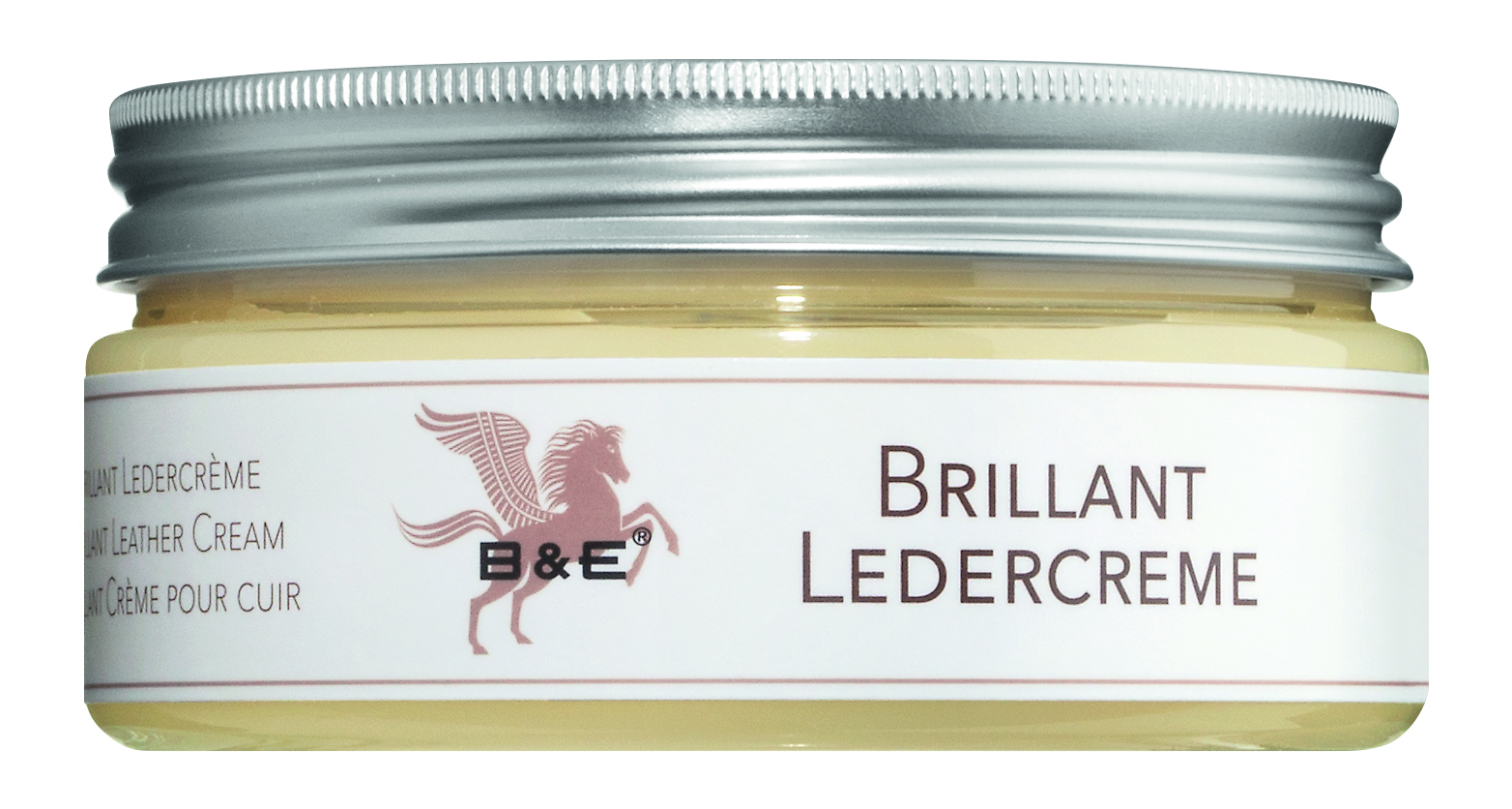 Image of   Bense & Eicke Brillant Læder Cream - 250 ml