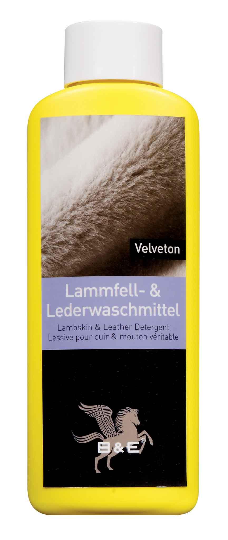 Image of   Bense & Eicke Læder Lotion Velveton 250 ml