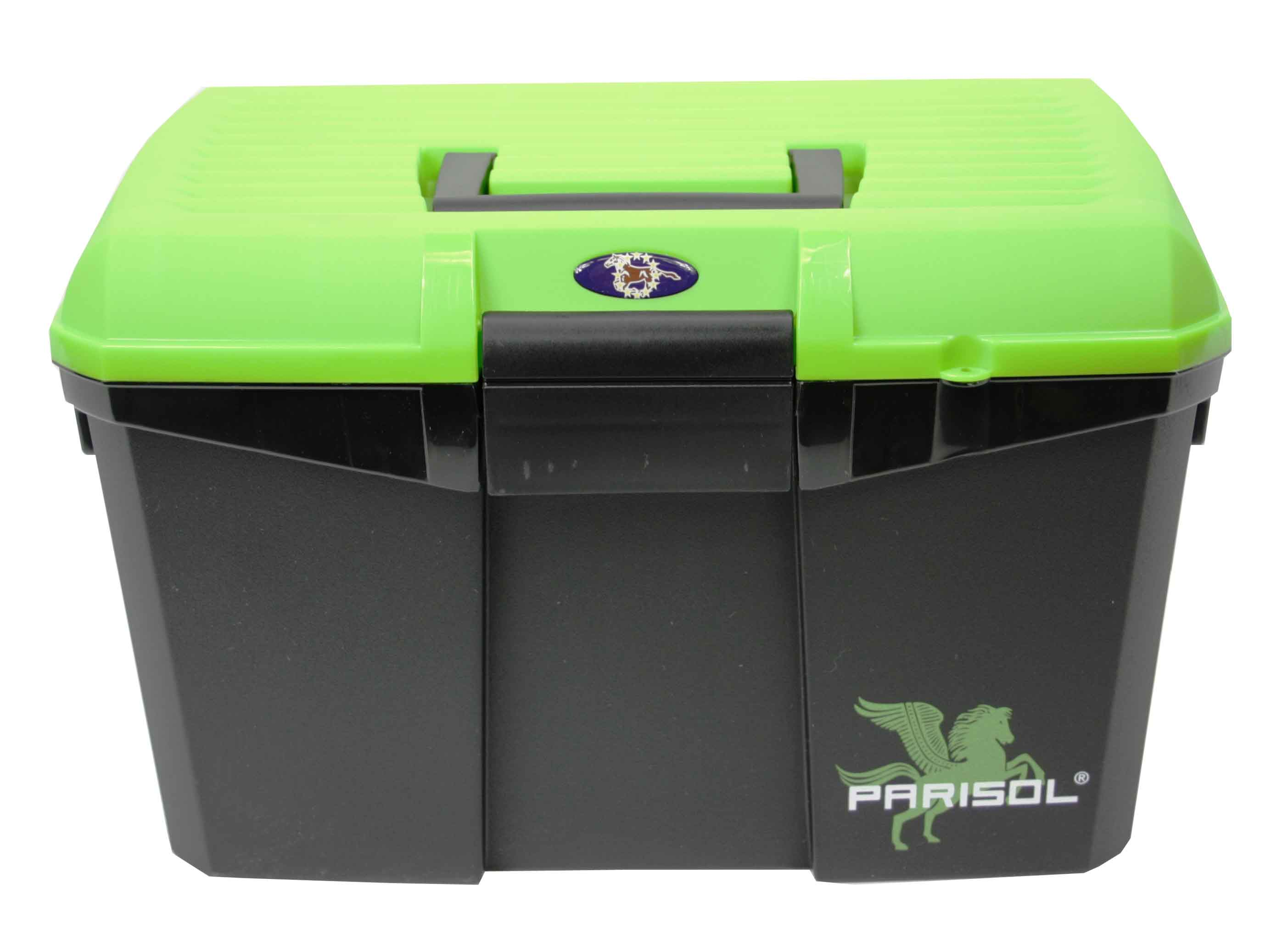 Image of   Bense & Eicke Grooming Box Parisol - Sort / Lime