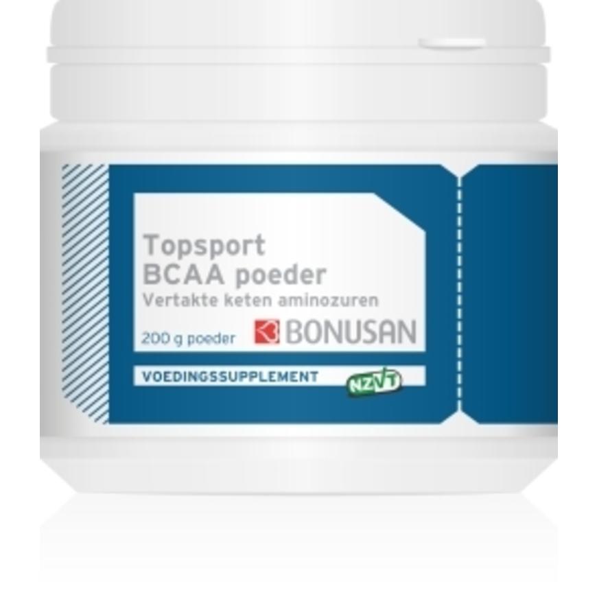 Image of   Bonusan Topsport BCAA Powder - 200 g