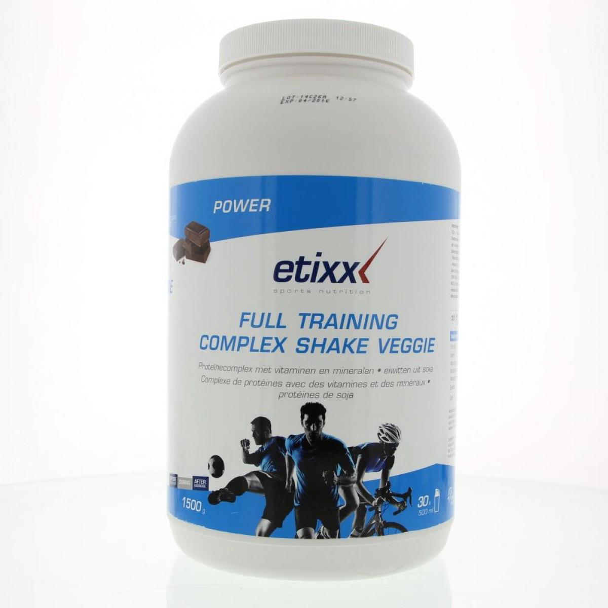 Image of   Etixx Full Training Complex Soy 1500 g