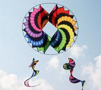 Xkites Circle Wing Vlieger