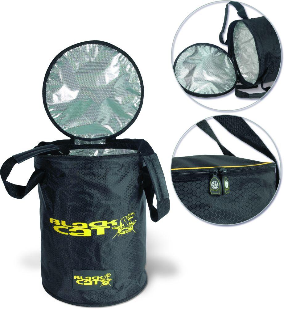 Image of   Black Cat Cooler Bag - 30 cm
