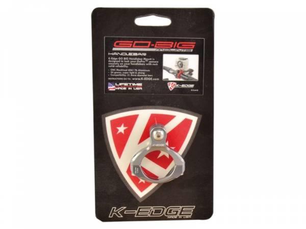 Image of   K-edge Go Big Styr Mount til GoPro HERO - 31.8 - Metal