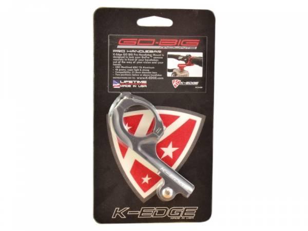 Image of   K-edge Go Big Pro Styr Mount til GoPro HERO - 31.8 - Metal