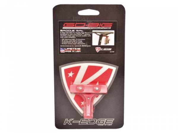 Image of   K-edge Go Big Pro sadelpind Mount til GoPro HERO - Rød