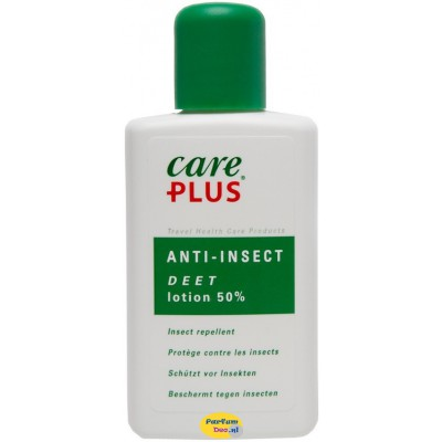 Image of   CarePlus anti-insekt deet lotion 50pr., 50ml