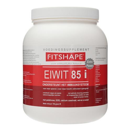 Image of   Fitshape Protein 85 i Banana 400 g