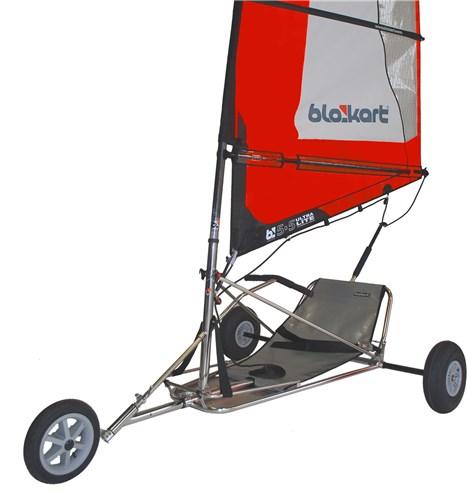 Image of   Blokart Pro 5,5 m - Rød