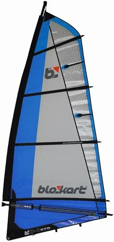 Image of   Blokart Sail Komplet 3.0m - Blå