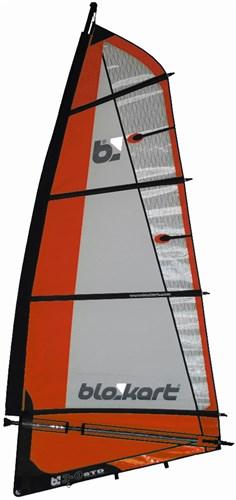 Image of   Blokart Sail Komplet 3.0m - Rød
