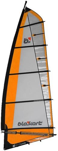 Image of   Blokart Sail Komplet 4.0m - Orange