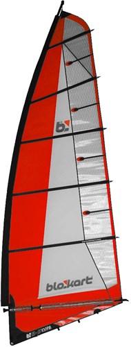 Image of   Blokart Sail Komplet 5,5 - Rød