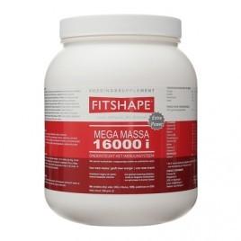 Image of   Fitshape mega 16000 i banan 2500 g