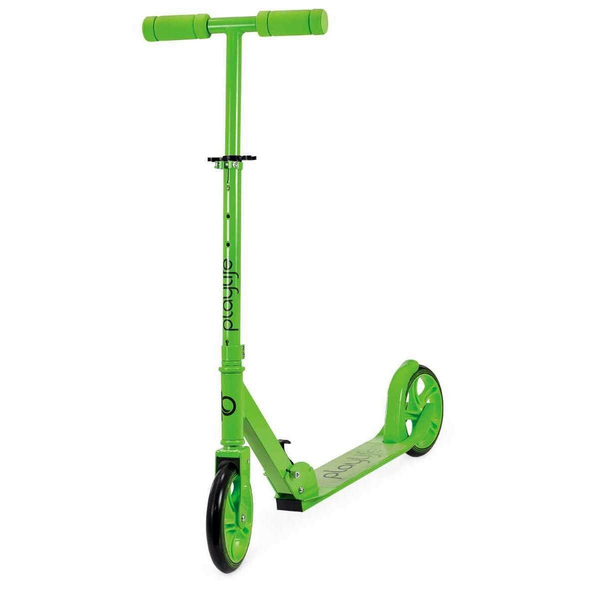 Image of   Playlife Big Wheel Scooter - Grøn