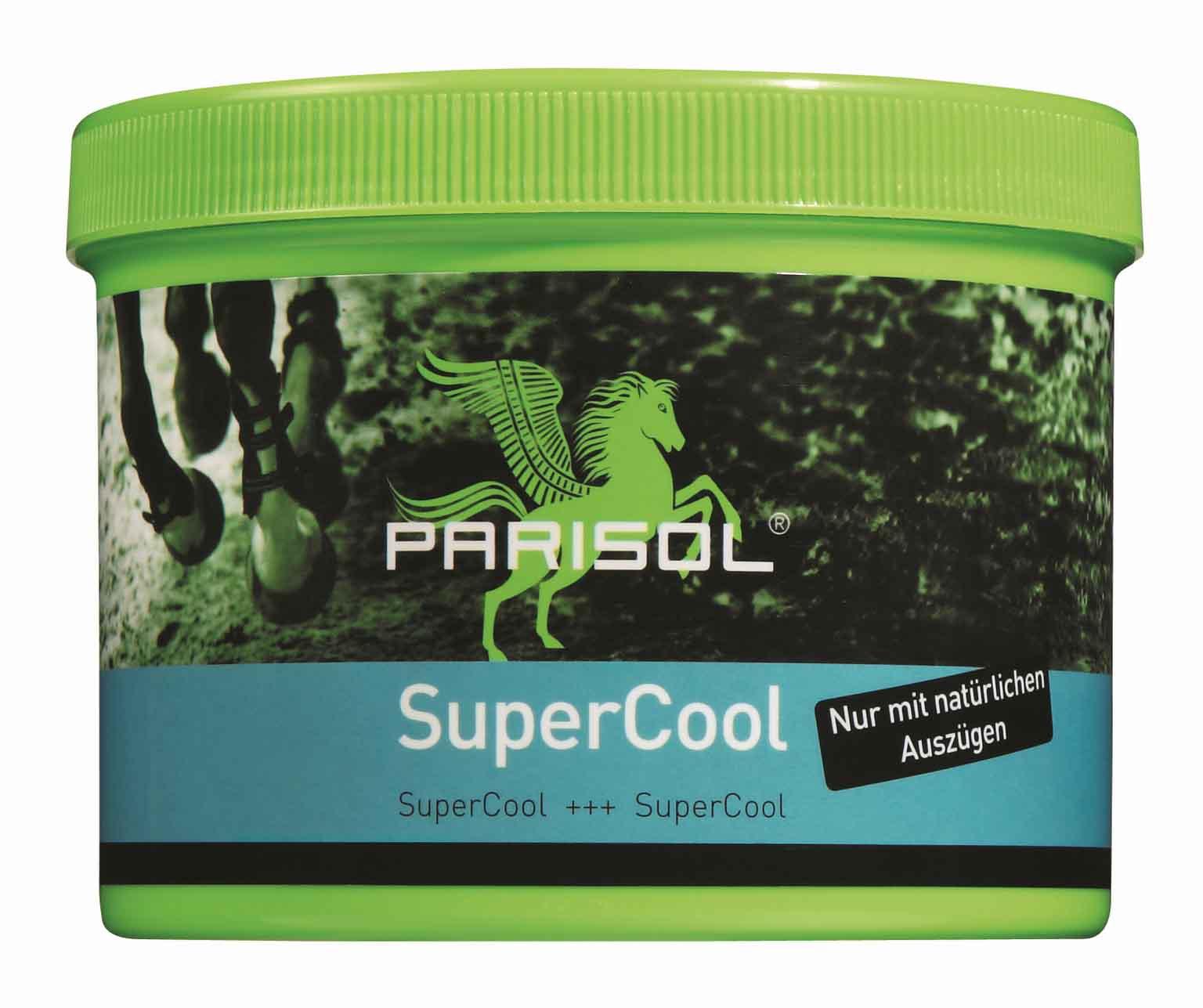 Image of   Bense & Eicke Cool gel Super Cool Parisol 500 ml