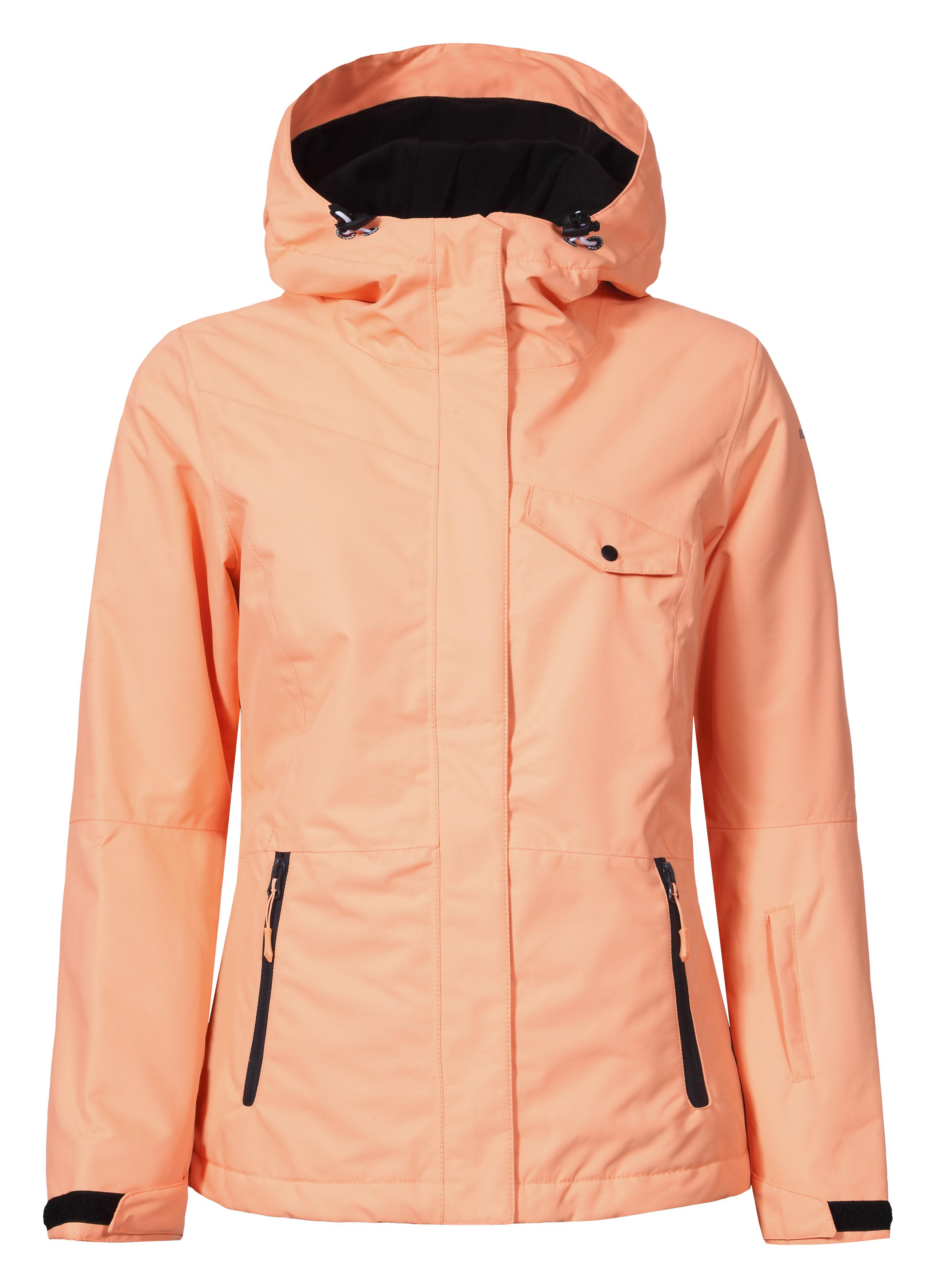 Image of   Icepeak Kaisa Wadded Jacket women - Abricot