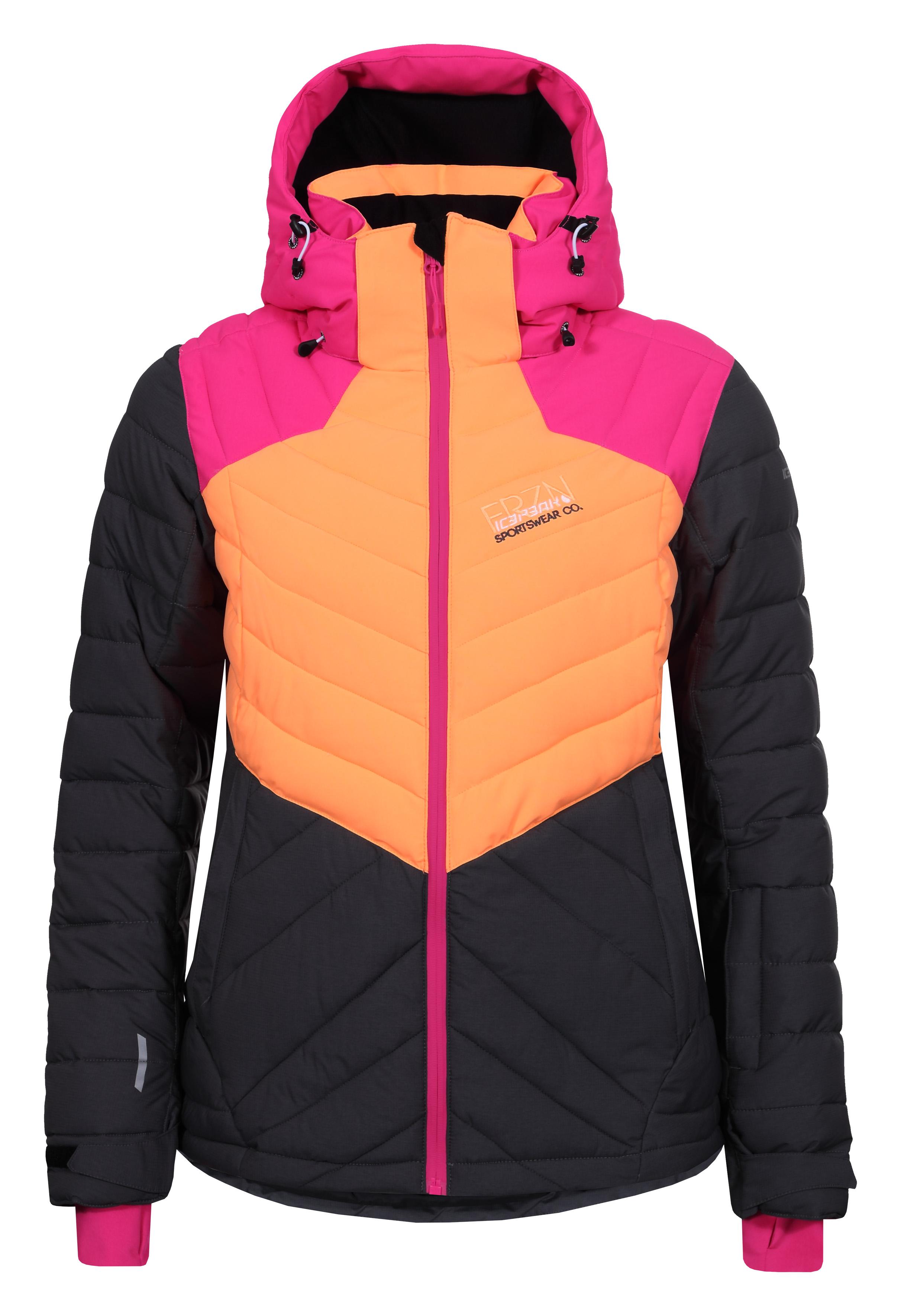 Image of   Icepeak Kendra Outdoor Downlook Jacket women - Lead Grey - 40