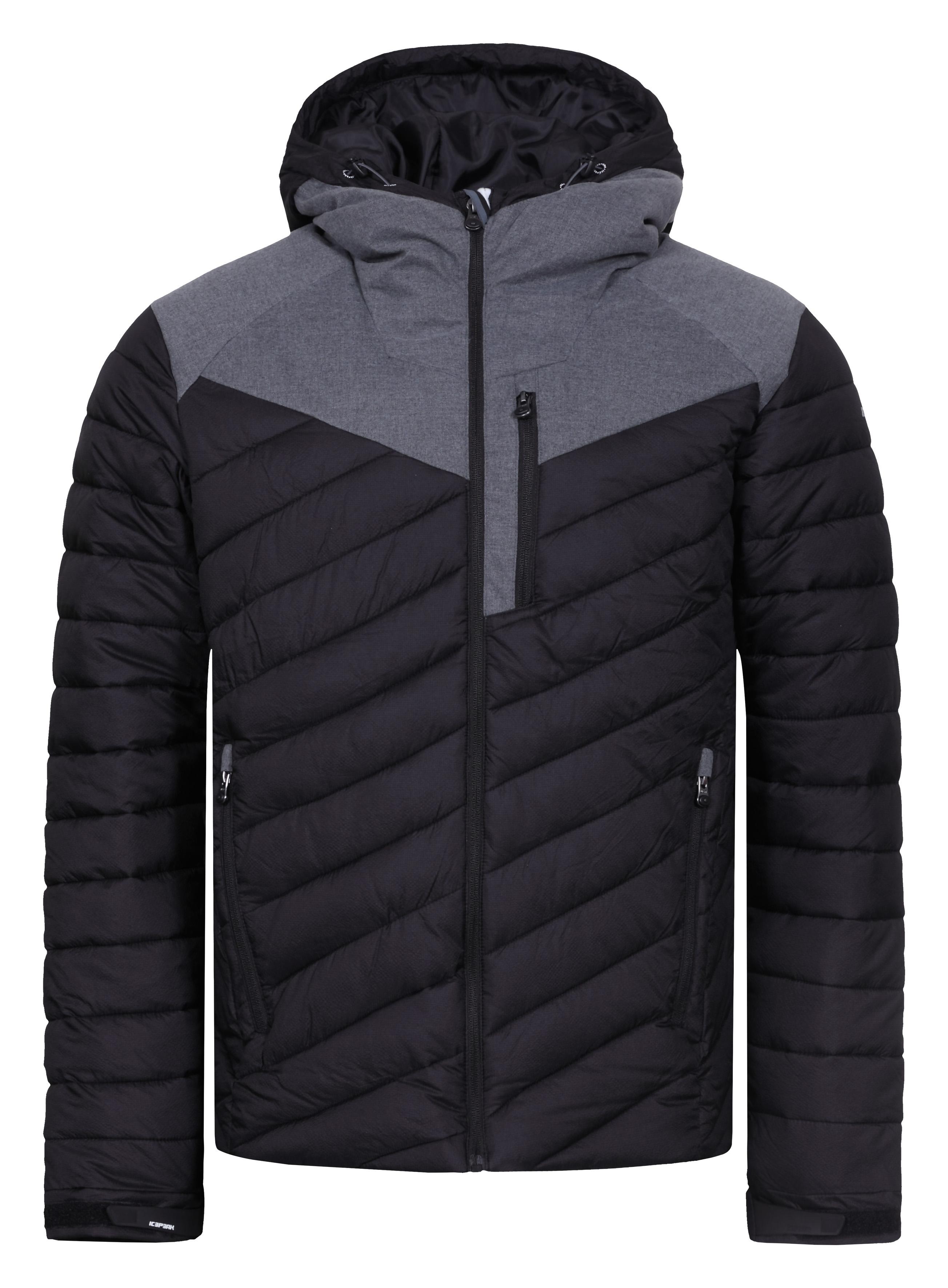 Image of   Icepeak Leal Outdoor Jacket men - Black