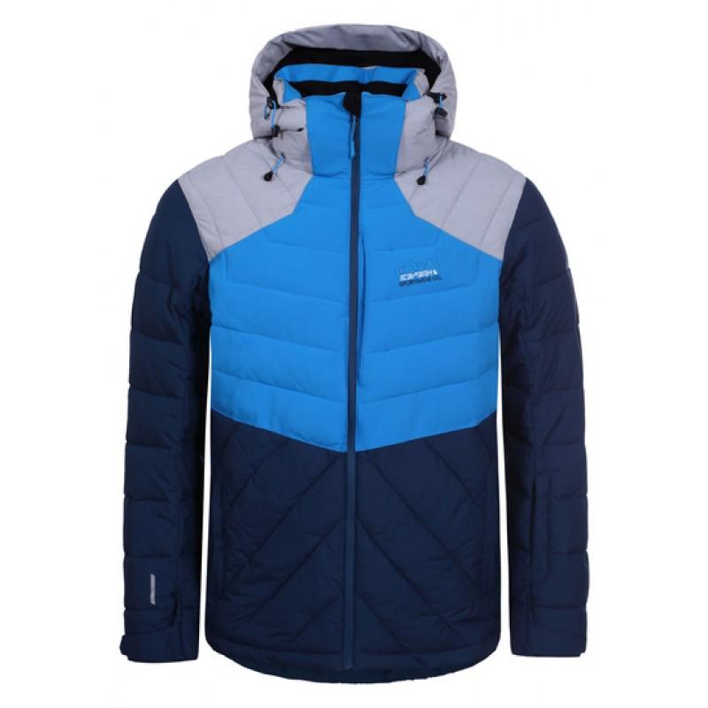 Image of   Icepeak Kelson Outdoor Downlook Jacket men - Blue - 52