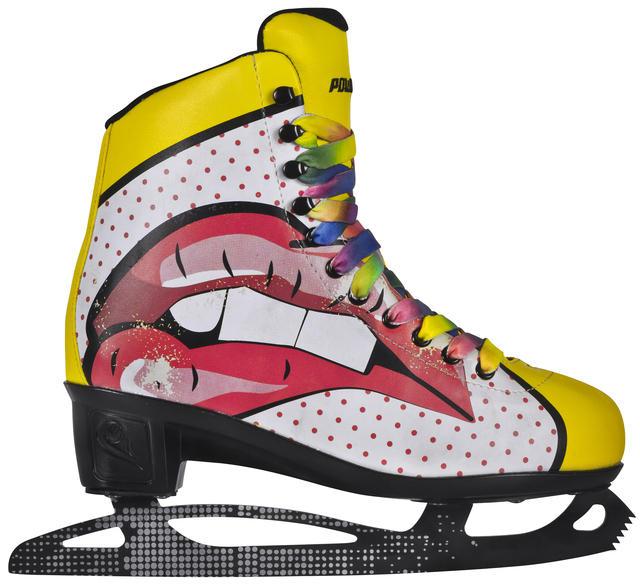 Image of   Powerslide Pop Art Blondie Iceskates - 36